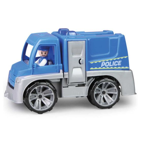 LENA TRUXX POLICE LOOSE