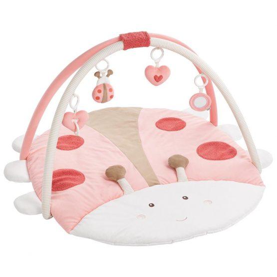 BABY FEHN 3D ACTIVITY PODLOGA ROZA BUBA