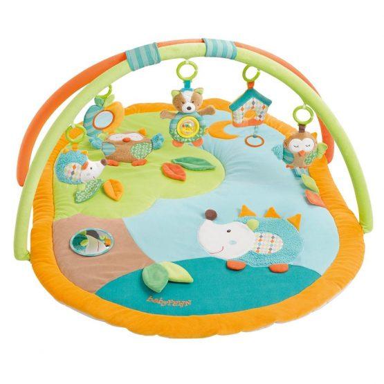 BABY FEHN 3D ACTIVITY PODLOGA USPAVANA ŠUMA