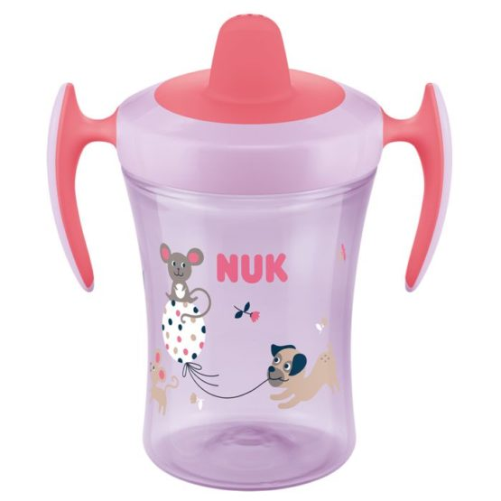 NUK EVOLUTION TRAINER CUP 6MJ.+ LILA
