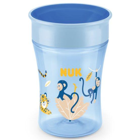 NUK EVOLUTION MAGIC CUP 8MJ+ PLAVA