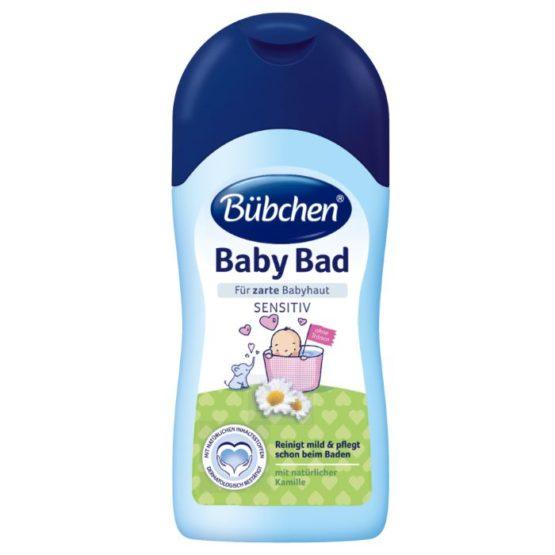 BUBCHEN BABY KUPKA SENSITIV 400 ML.