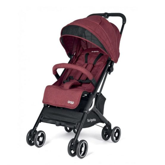 PEG PEREGO BURIGOTTO OOP RED