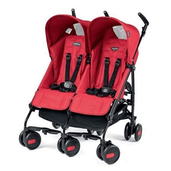 PEG PEREGO PLIKO MINI TWIN RED
