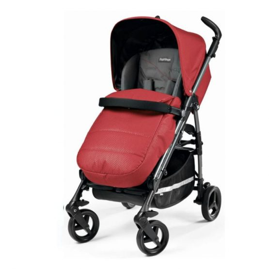 PEG PEREGO SI COMPLETO BLOOM RED