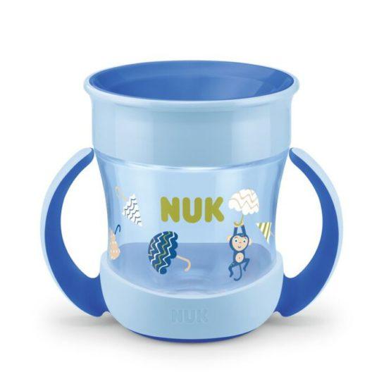 NUK MINI MAGIC CUP 6MJ+ PLAVA