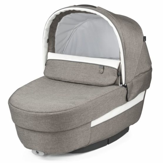 PEG PEREGO TVRDA KOŠARA ELITE CITY GREY