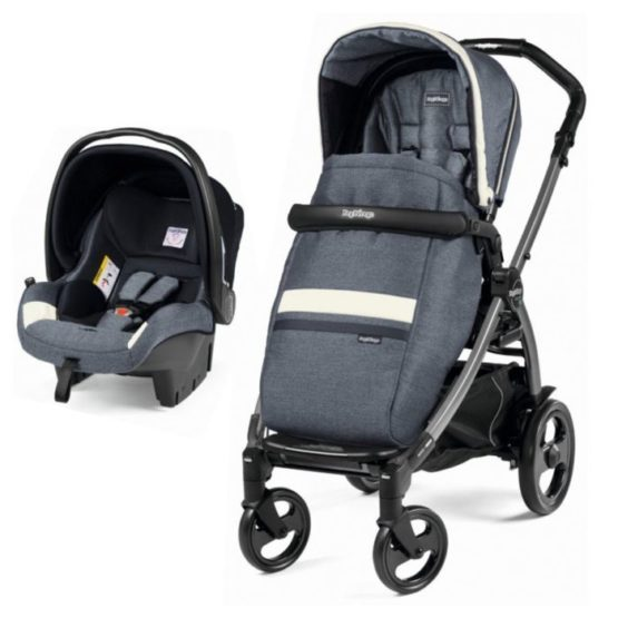 PEG PEREGO BOOK 51 2 U 1 LUXE MIRAGE